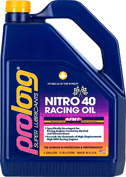 1 GAL NITRO 40 RACING OIL WITH AFMT*