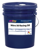 5 GAL NITRO 50 RACING OIL WITH AFMT*