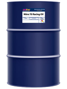 55 GAL NITRO 70 RACING OIL WITH AFMT*