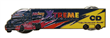 XTREME MACHINES SEMI-TRUCK PIN