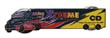 XTREME MACHINES SEMI-TRUCK PIN