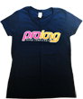 PROLONG GILDEN WOMEN'S V NECK NAVY