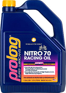 1 GAL NITRO 70 RACING OIL WITH AFMT*