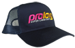 BLUE PSL HAT WITH COLOR LOGO TRUCKER